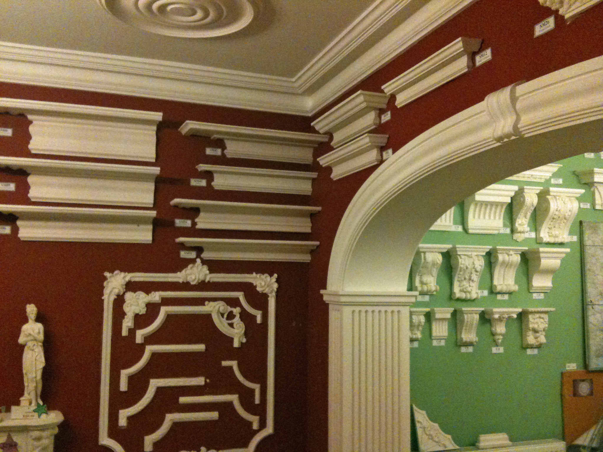 Simply Mouldings Plaster Mouldings,Cornice & Coving, Surrey